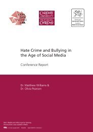Hate Crime and Bullying in the Age of Social Media