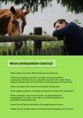 Coaching mit Pferden - Seite 2