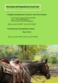 Coaching mit Pferden - Seite 7