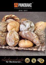 Panobake Katalog 2016-2017