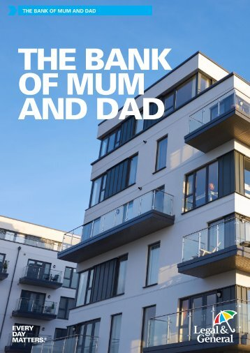 THE BANK OF MUM AND DAD
