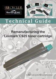 TG - Lexmark C925