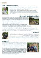 Yorkshire Arboretum Newsletter - Issue 6 - August 2015 - Page 2