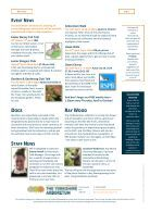 Yorkshire Arboretum Newsletter - Issue 5 - March 2015 - Page 2
