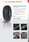 REX-Schnee- und Geländeketten Ausgabe August 2015 - Page 5