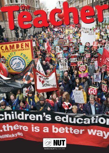 teachers.org.uk May / June 2016