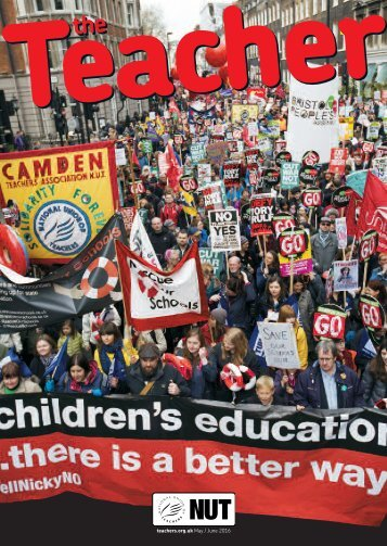 teachers.org.uk May / June 2016