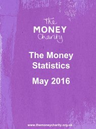 The Money Statistics May 2016