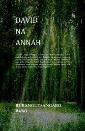 Anna and David by Rubangutsangabo