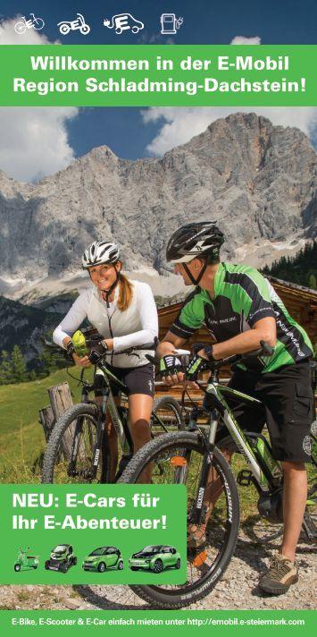 E-Mobil Region Schladming Dachstein