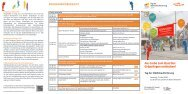 Programm Tag der Städtebauförderung - Bremen Ohlenhof 21.05.16
