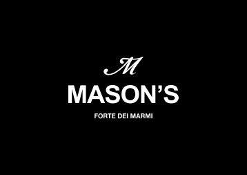 Mason's Company Profile