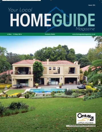 Your Local Homeguide Magazine Issue 33