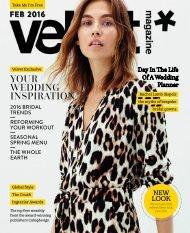 Velvet Magazine February 2016