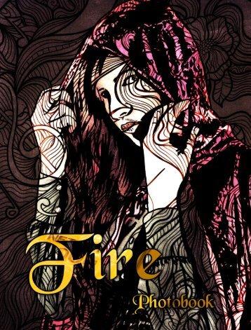 Fire - Photobook by Victoria Fyson