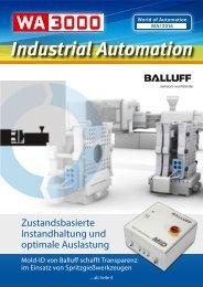 WA3000 Industrial Automation Mai 2016