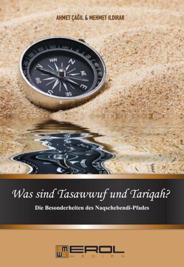 Was sind Tasawwuf und Tariqah? (Leseprobe)