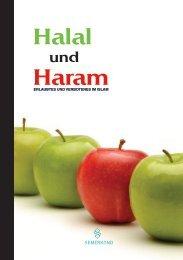 Halal und Haram (Leseprobe)