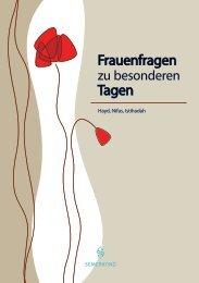 Frauenfragen zu besonderen Tagen (Leseprobe)