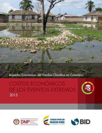 COSTOS ECONÓMICOS DE LOS EVENTOS EXTREMOS