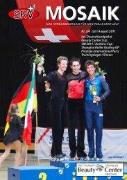 Titel 2011 - SRV Rollkunstlauf