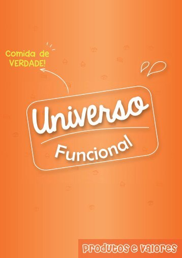 UNIVERSO FUNCIONAL