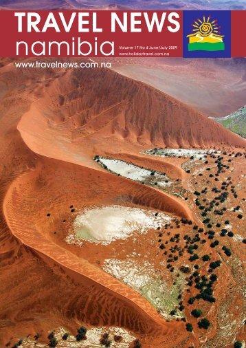 TRAVEL NEWS - Venture Publications