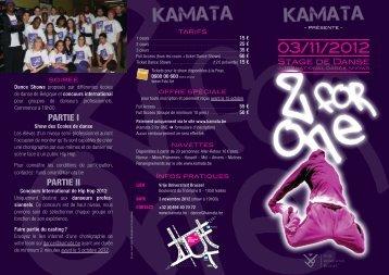 flyer - Kamata