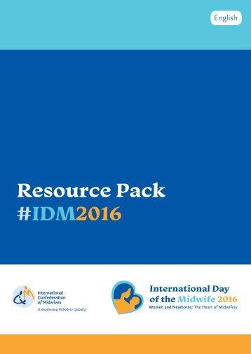 Resource Pack #IDM2016