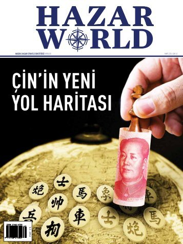 HAZAR WORLD - SAYI 42 - MAYIS 2016