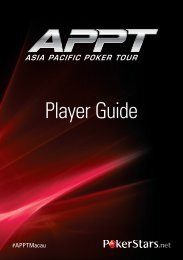 Player Guide