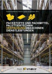 Gemeinschaftskatalog ab 2013 Version PackSynergy AG