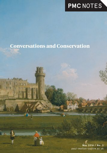 Conversations and Conservation