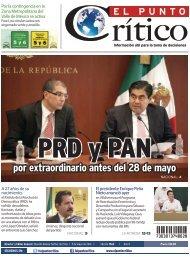 PRD y PAN