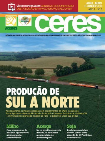 Revista Ceres - Abril/2016