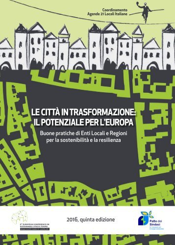LE CITTÀ IN TRASFORMAZIONE IL POTENZIALE PER L'EUROPA
