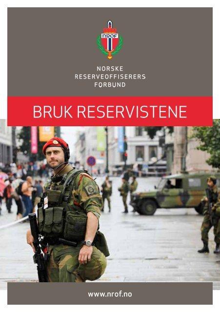 BRUK RESERVISTENE