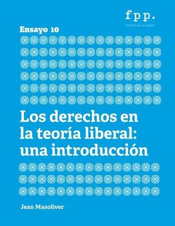 Los derechos en la teoría liberal una introducción