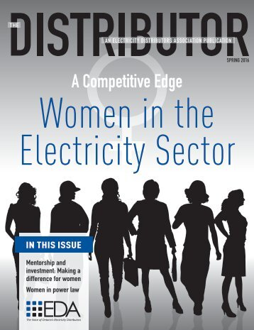 Women in the Electricity Sector