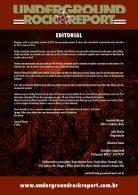 Underground Rock Report ED 6 - Page 3