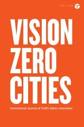 International Journal of Traffic Safety Innovation