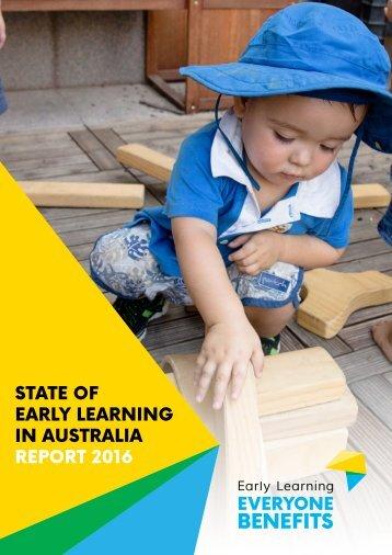 IN AUSTRALIA REPORT 2016