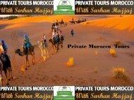 Private Tours Morocco