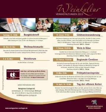 Frühjahrsweinprobe Glühweinwanderung Wein & Käse Weinforum ...