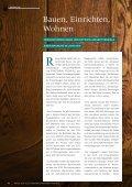 """""""WIRTSCHAFT REGIONAL"""" - Messe-Special 05/2016: HOLZ-HANDWERK/FENSTERBAU FRONTALE - Seite 6"""