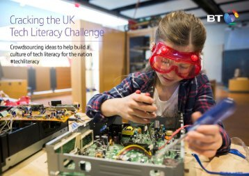 Cracking the UK Tech Literacy Challenge