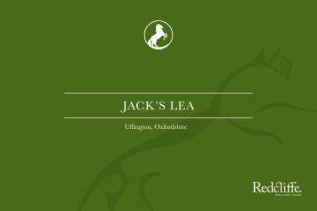 JACK'S LEA