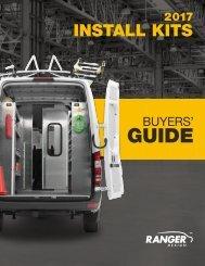 Ranger Design 2017 Install Kits Buyer's Guide