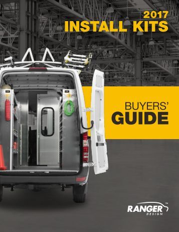 Ranger Design 2017 Install Kits Buyer's Guide