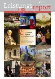 Leistungsreport2006